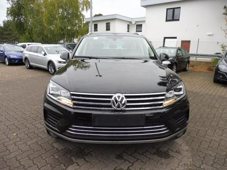 Bild 2: VW Touareg 3.0 TDI*4-MOTION*NAVI/STHZ/PANODACH