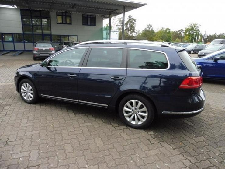 Bild 3: VW Passat Variant 1.4 TSI EcoFuel/NAV/XEN/AHK/STHZ