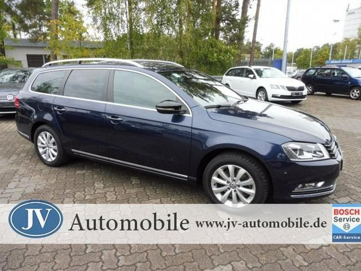 VW Passat Variant 1.4 TSI EcoFuel/NAV/XEN/AHK/STHZ - Passat - Bild 1