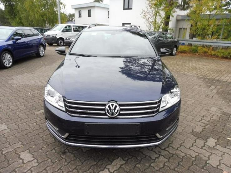 Bild 2: VW Passat Variant 1.4 TSI EcoFuel/NAV/XEN/AHK/STHZ