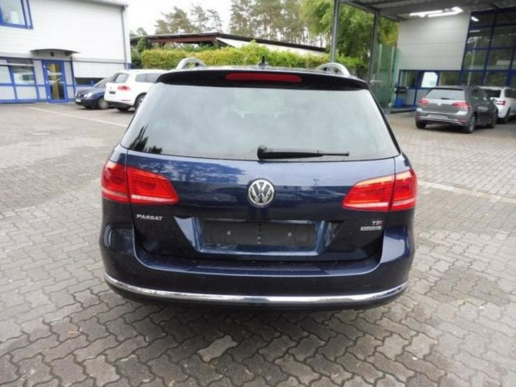 Bild 4: VW Passat Variant 1.4 TSI EcoFuel/NAV/XEN/AHK/STHZ