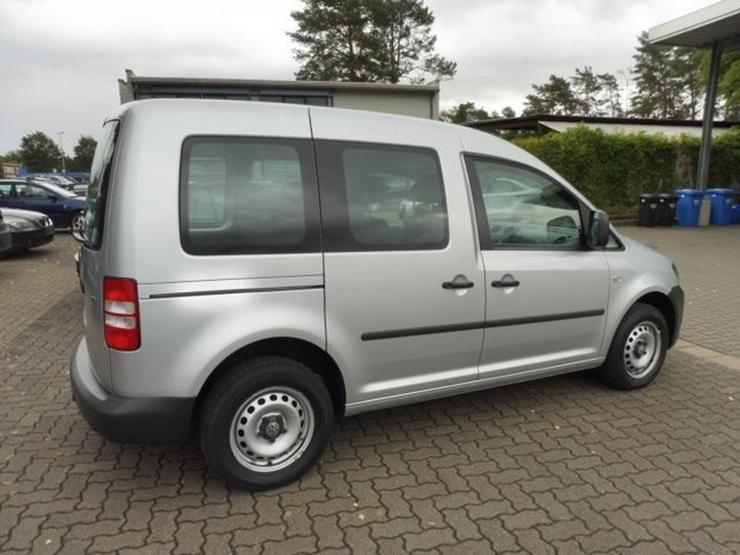 Bild 5: VW Caddy 1.2 TSI /KLIMA/PDC