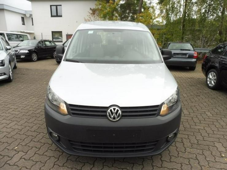 Bild 2: VW Caddy 1.2 TSI /KLIMA/PDC