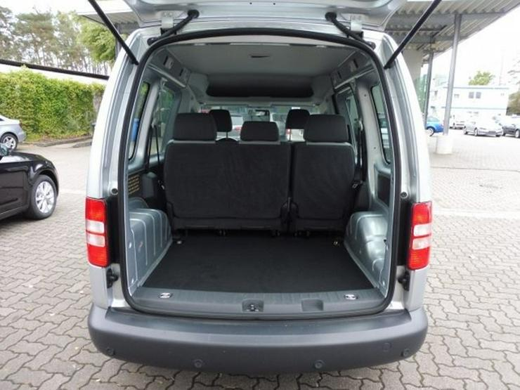 Bild 12: VW Caddy 1.2 TSI /KLIMA/PDC