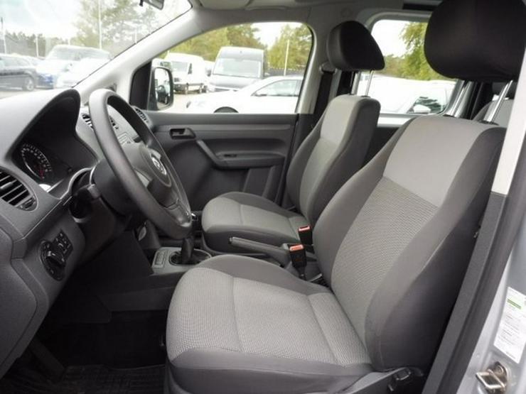 Bild 6: VW Caddy 1.2 TSI /KLIMA/PDC