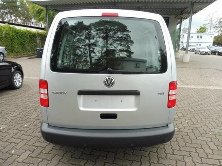 Bild 4: VW Caddy 1.2 TSI /KLIMA/PDC
