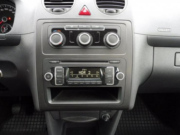 Bild 10: VW Caddy 1.2 TSI /KLIMA/PDC