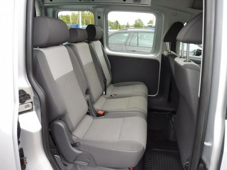 Bild 7: VW Caddy 1.2 TSI /KLIMA/PDC