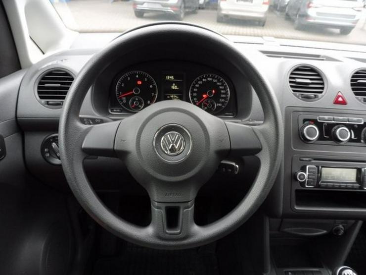 Bild 9: VW Caddy 1.2 TSI /KLIMA/PDC