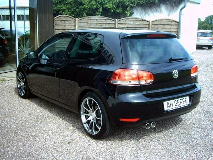 Bild 6: VW Golf VI 2.0 TDI DPF Trendline KLIMAAUTOM. SH ALU