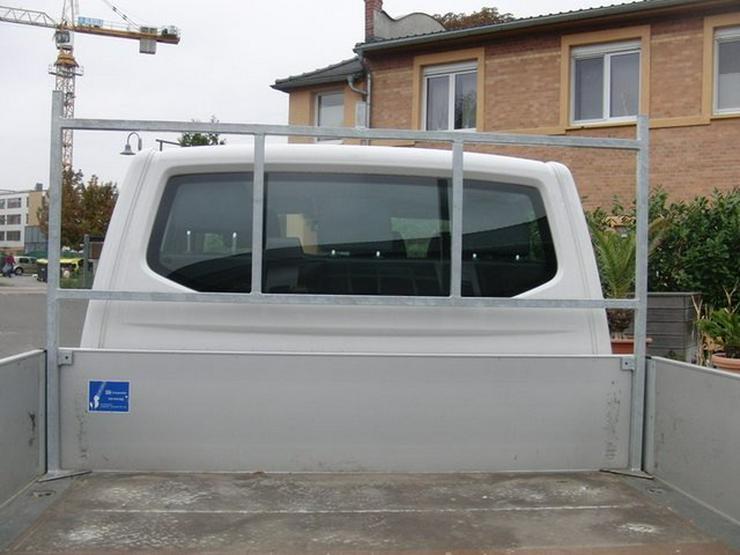 Bild 5: VW T5 Pritsche Doka Klima Standheizung AHK