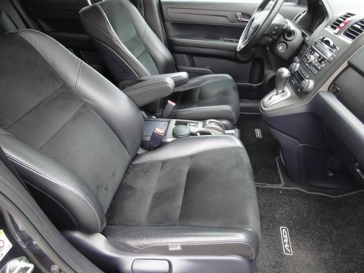 Bild 5: HONDA CR-V Elegance 2,2 Autom. PDC AHK Sitzh.Teilleder