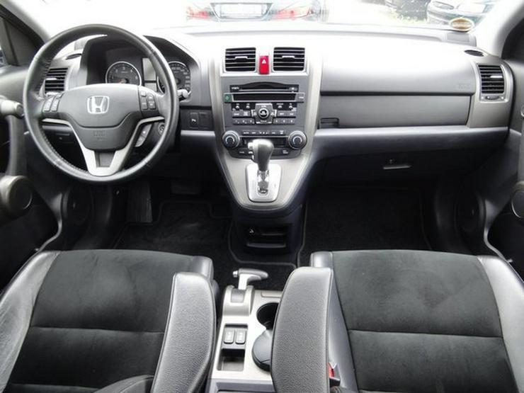 Bild 6: HONDA CR-V Elegance 2,2 Autom. PDC AHK Sitzh.Teilleder