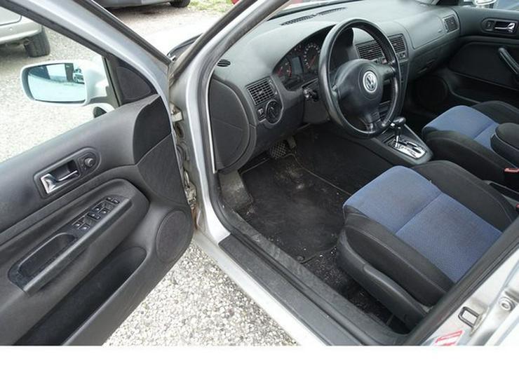 Bild 6: VW Golf IV Lim. Highl. Autom. Navi Sitzh. Alu 1. Hd.