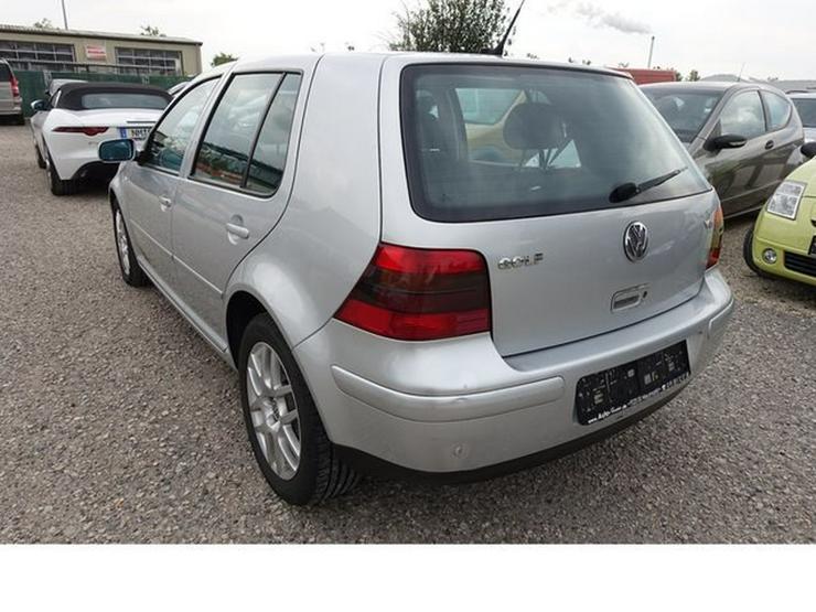 Bild 2: VW Golf IV Lim. Highl. Autom. Navi Sitzh. Alu 1. Hd.
