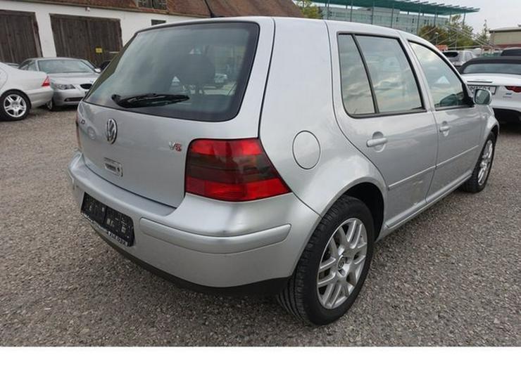Bild 4: VW Golf IV Lim. Highl. Autom. Navi Sitzh. Alu 1. Hd.