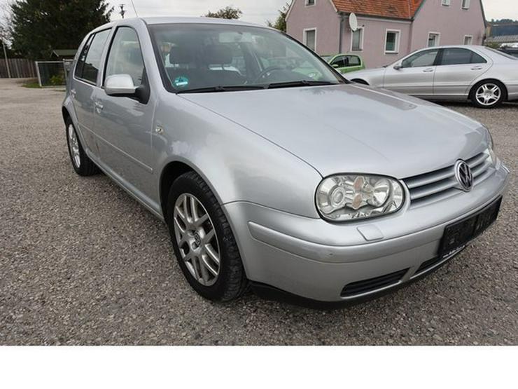 Bild 3: VW Golf IV Lim. Highl. Autom. Navi Sitzh. Alu 1. Hd.