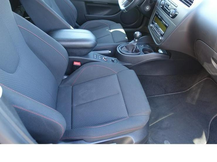 Bild 5: SEAT Leon FR PDC Sitzh. Bi-Xenon AHK 8x Alu ABT-Leistungssteigerung