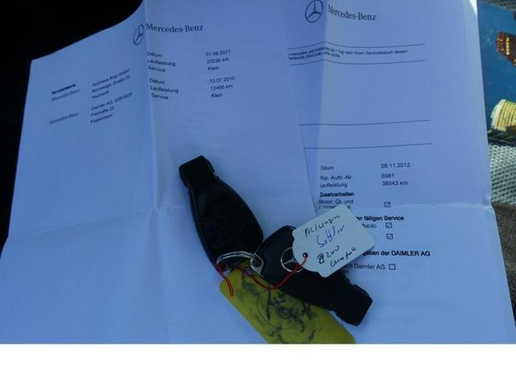 Bild 20: MERCEDES-BENZ B 200 B-Klasse Sportpaket Klima Sitzheizung Alu