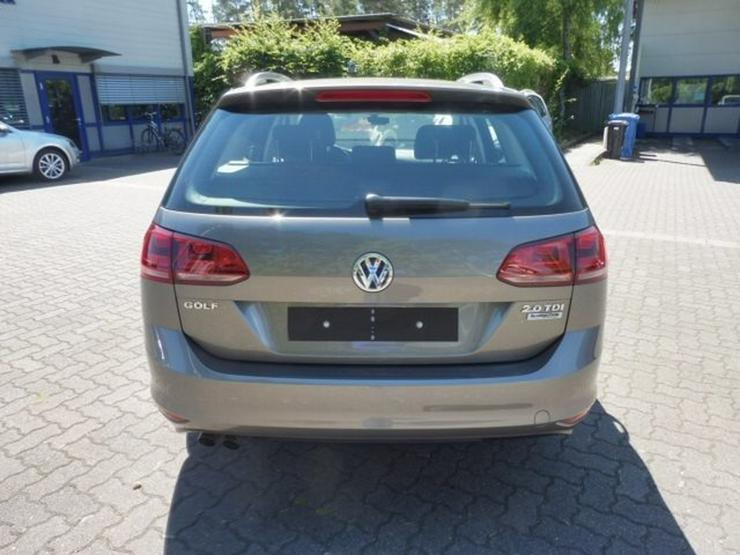 Bild 4: VW Golf Variant HIGHLINE 2.0 TDI DSG