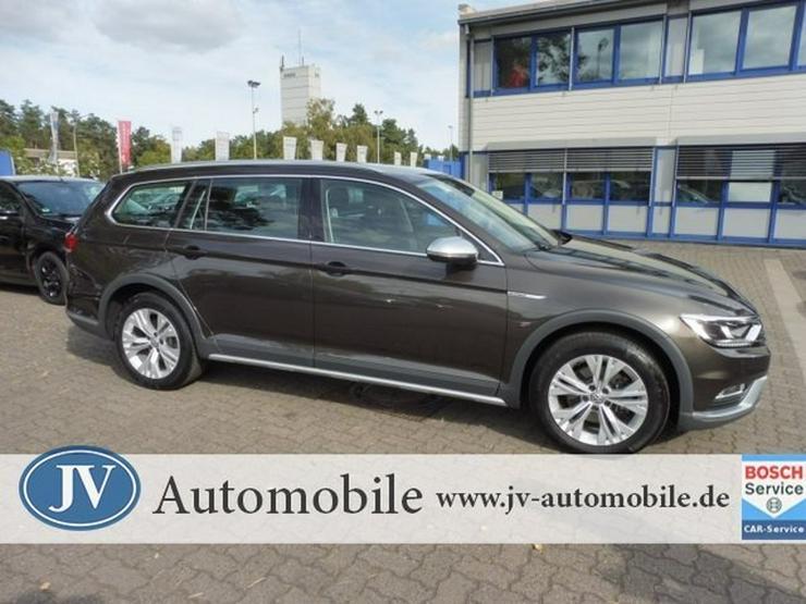 VW Passat Alltrack 2.0 TDI *4-MOT* DSG/NAVI/ACC/LED - Passat - Bild 1