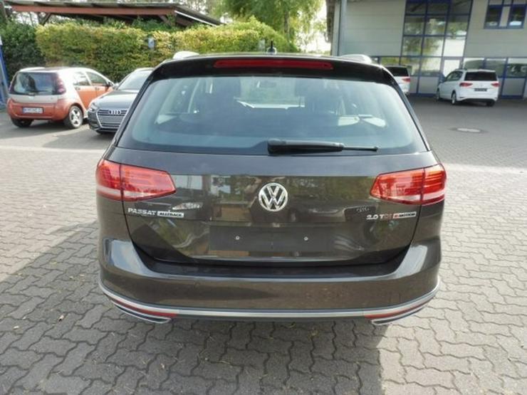 Bild 4: VW Passat Alltrack 2.0 TDI *4-MOT* DSG/NAVI/ACC/LED
