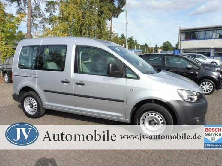 VW Caddy 1.2 TSI/KLIMA/PDC/HECKFLÜGEL - Autos - Bild 1