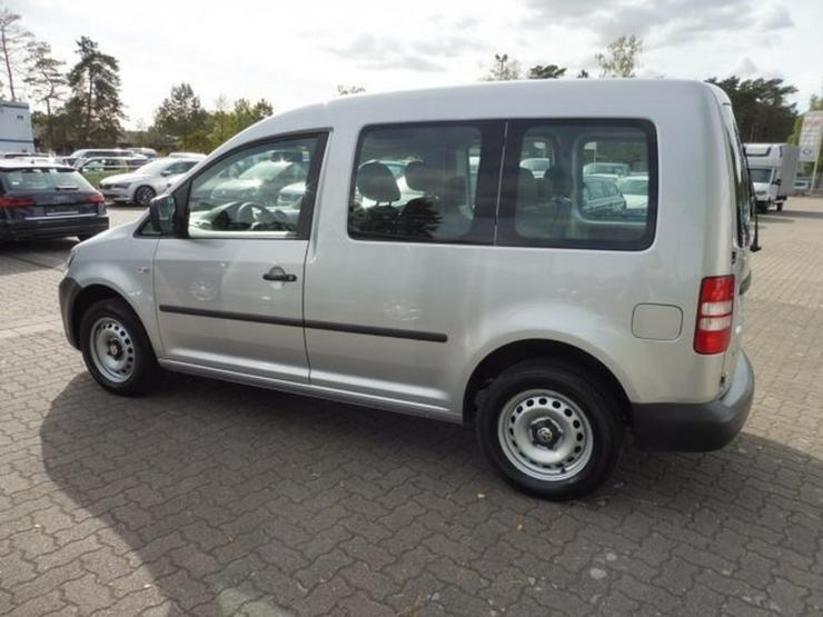 Bild 3: VW Caddy 1.2 TSI/KLIMA/PDC/HECKFLÜGEL