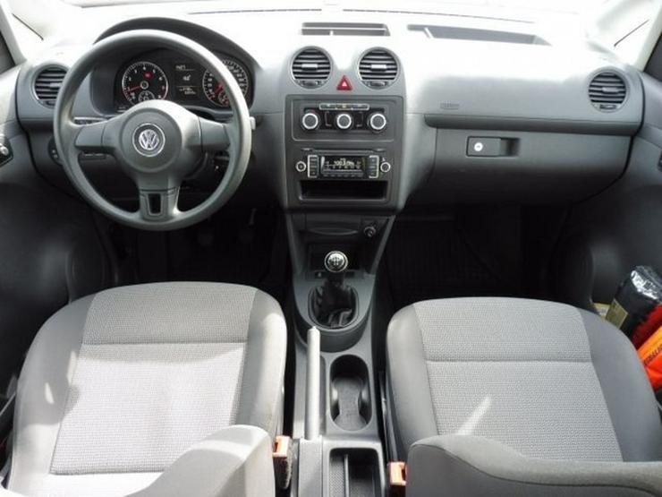 Bild 11: VW Caddy 1.2 TSI/KLIMA/PDC/HECKFLÜGEL