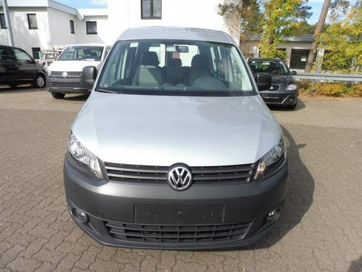 Bild 2: VW Caddy 1.2 TSI/KLIMA/PDC/HECKFLÜGEL