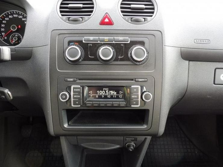 Bild 10: VW Caddy 1.2 TSI/KLIMA/PDC/HECKFLÜGEL
