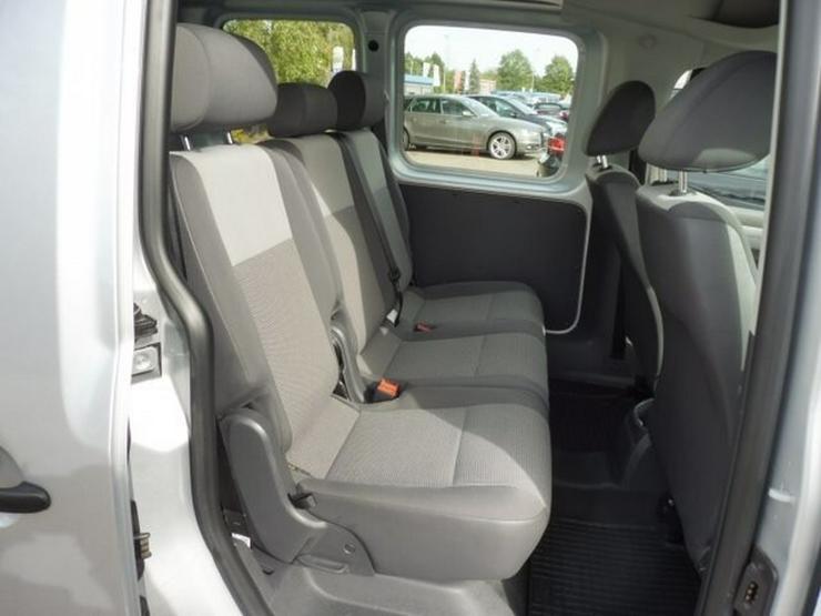 Bild 7: VW Caddy 1.2 TSI/KLIMA/PDC/HECKFLÜGEL
