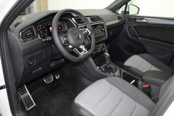 Bild 5: VW Tiguan 2.0 TDI SCR 4M BMT DSG High R-Line LED SD