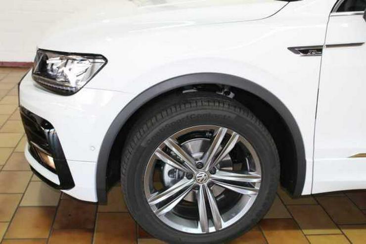 Bild 4: VW Tiguan 2.0 TDI SCR 4M BMT DSG High R-Line LED SD