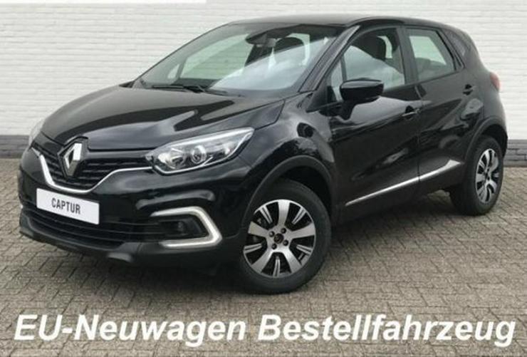 Renault Captur Mod. 2019 1.5 dCi Zen-City + EDC-6 NEU-Bestellfahrzeug inkl. Anlieferung (D)