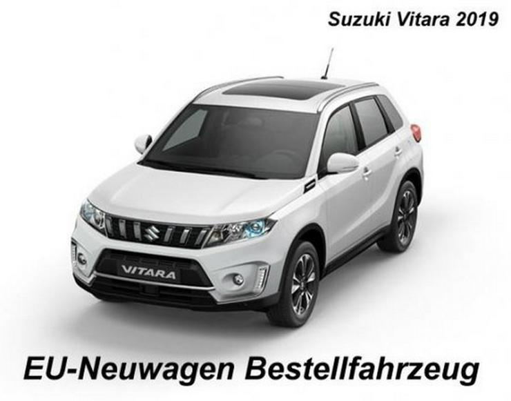 Suzuki Vitara Mod. 2019 1.0 Stil Autom. + Panoramadach NEU-Bestellfahrzeug inkl. Anlieferung (D) - Vitara - Bild 1