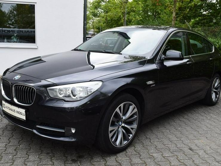 Bild 5: BMW 535 Gran Turismo xDrive Voll Xenon Navi Leder Pano Headup 19zoll Standh. SHZ Spurh.w. NSW