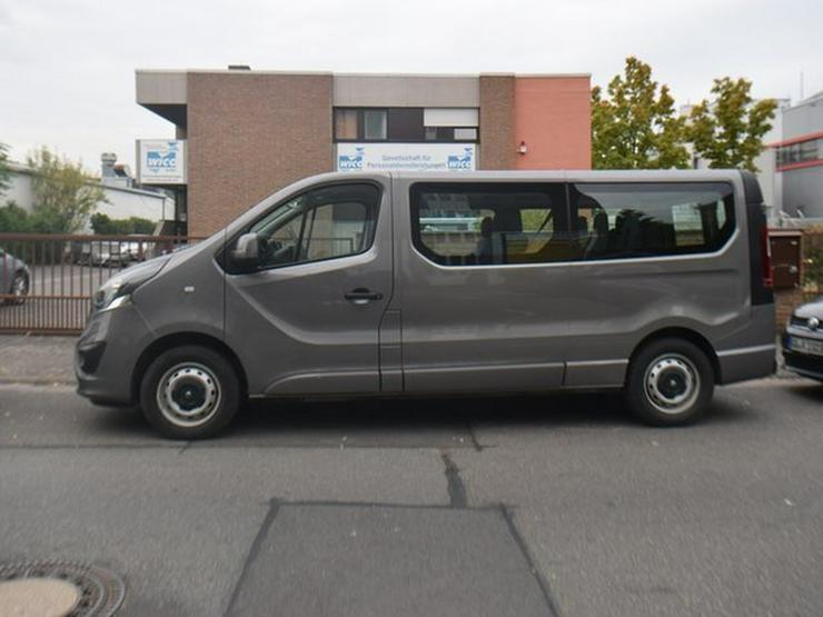 Bild 1: OPEL Vivaro B 1.6 CDTi S&S 9-Sitzer Euro6 L2 Navi/Cam PDC Optik Paket II BT BC NSW