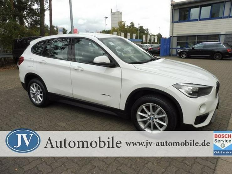 BMW X1 xDrive 20i STEPTRONIC+NAVI/BUSINESS/KLIMAAUTO