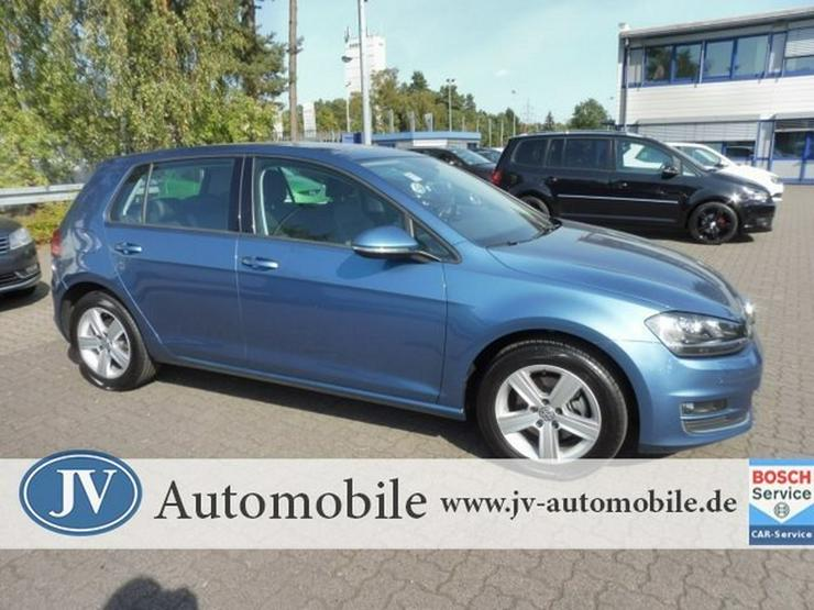 VW Golf HIGHLINE 1.4 TSI /2xPDC/ALU/XENON/SHZ