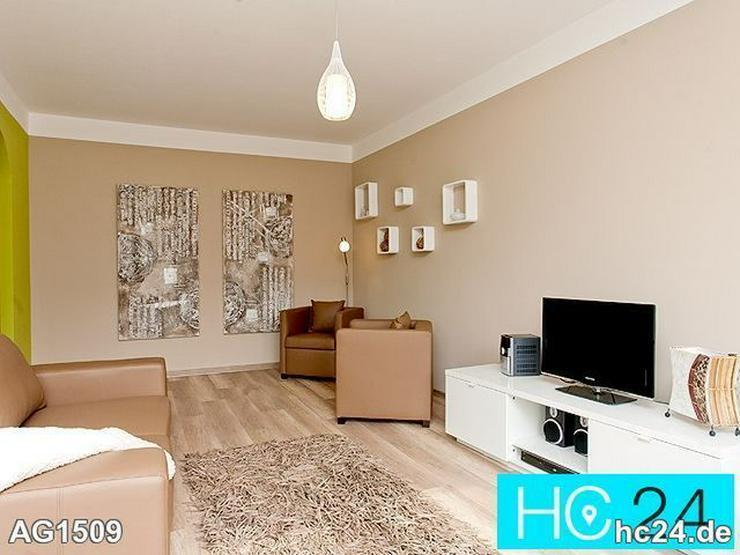 * SÜDVORSTADT + WEST-BALKON (9 m²) + möblierte Wohnung in Leipzig + TOP-Objekt + TG
