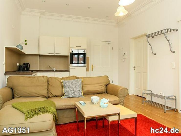 * Möblierte Wohnung in Leipzig + SÜDVORSTADT + nahe der Kulturmeile