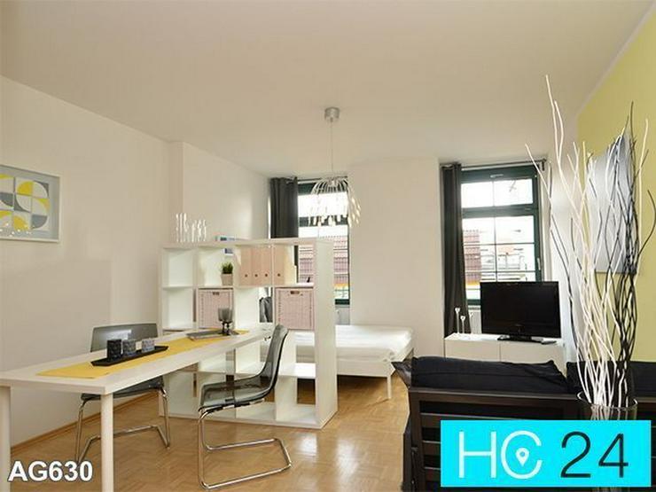 * Modern möbliertes Apartment in Leipzig + SÜD + nahe der Kulturmeile gelegen