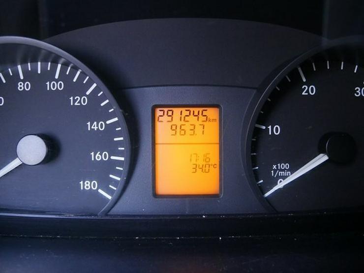 Bild 6: MERCEDES-BENZ Sprinter II Kasten 313 CDI Maxi mit Handwerkerklappe