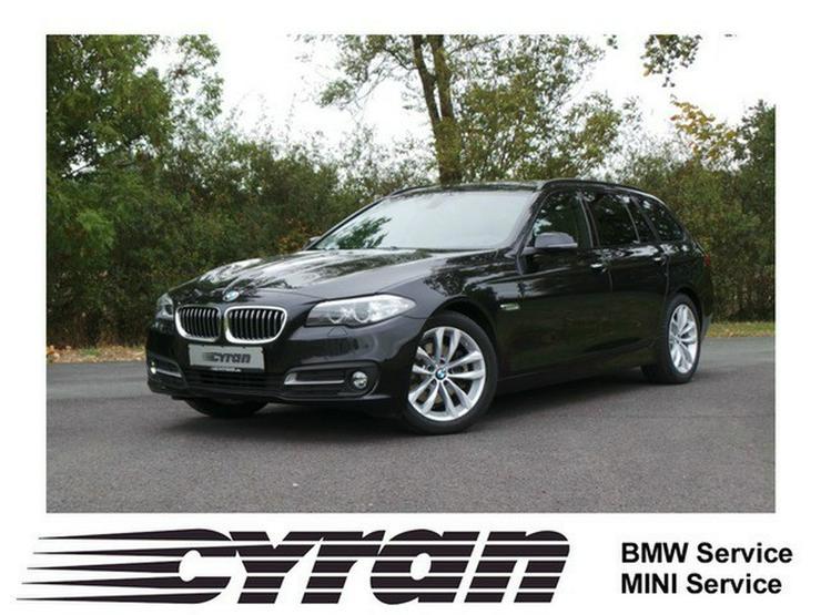 BMW 520d Touring Edition Sport Navi Prof. Panorama