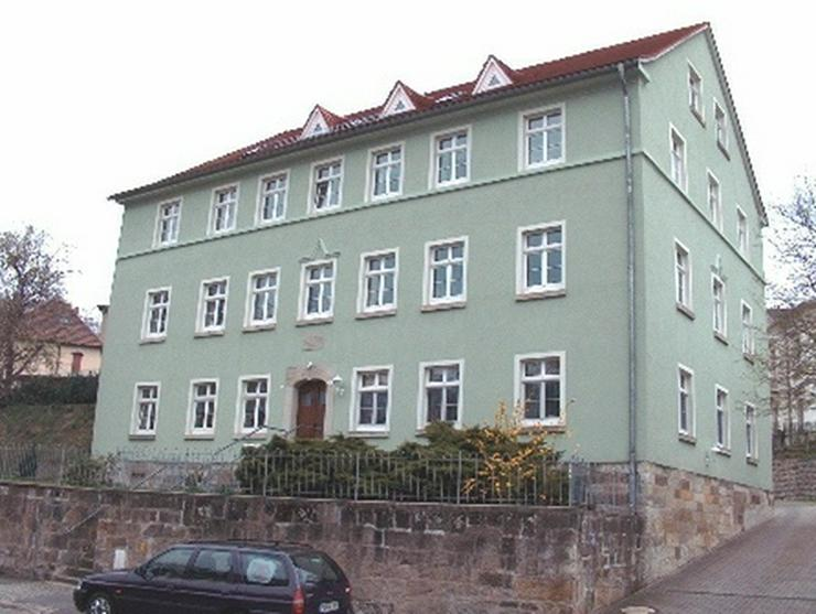 Schöne 2-Raum-Wohnung mit Balkon und Stellplatz in der Innenstadt!