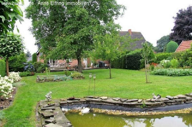 Bild 4: Freistehendes Einfamilienhaus mit großem Garten