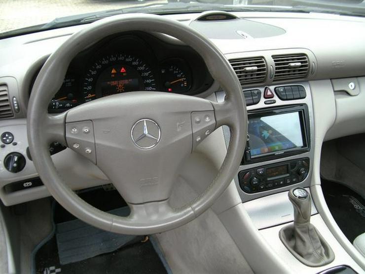Bilder Zu Mercedes Benz C 180 Sportcoupe 20 Sportpaket 0