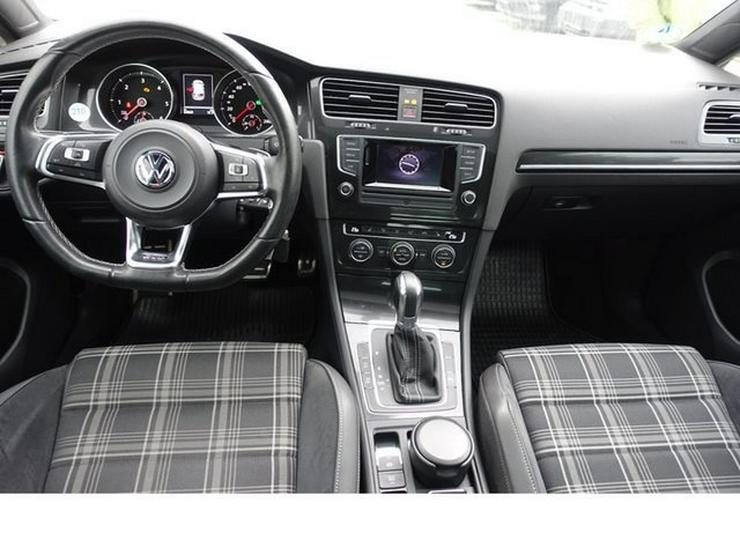 Bild 6: VW Golf VII Lim. GTD BMT PDC Bi-Xenon Pano Alu WR AHK