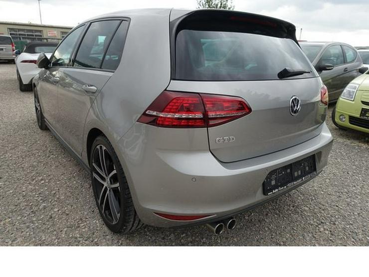 Bild 4: VW Golf VII Lim. GTD BMT PDC Bi-Xenon Pano Alu WR AHK